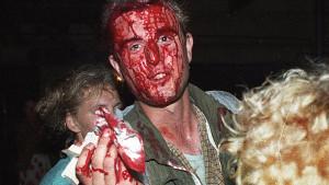 Jan Rybář při puči v SSSR v roce 1991 jen těsně unikl smrti. foto: Michael Rondou, fotograf San Jose Mercury News