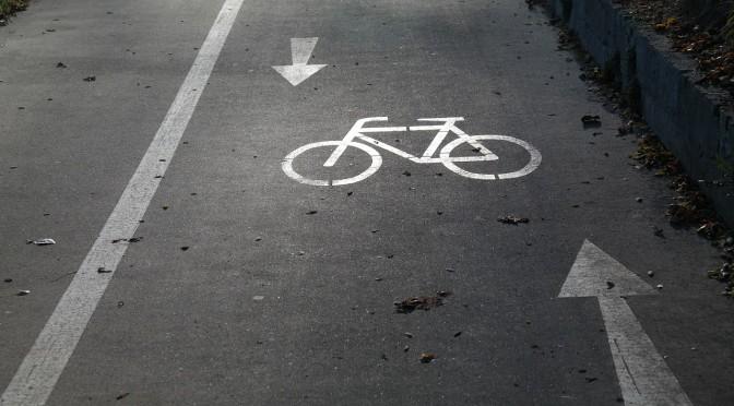 Pryč s cyklisty!